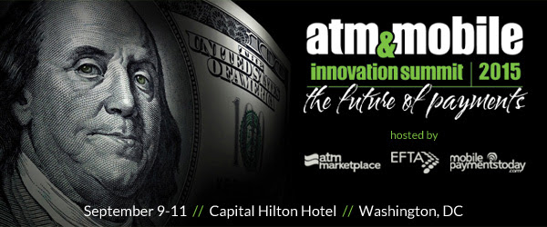 ATM & Mobile Innovation Summit -- the future of payments