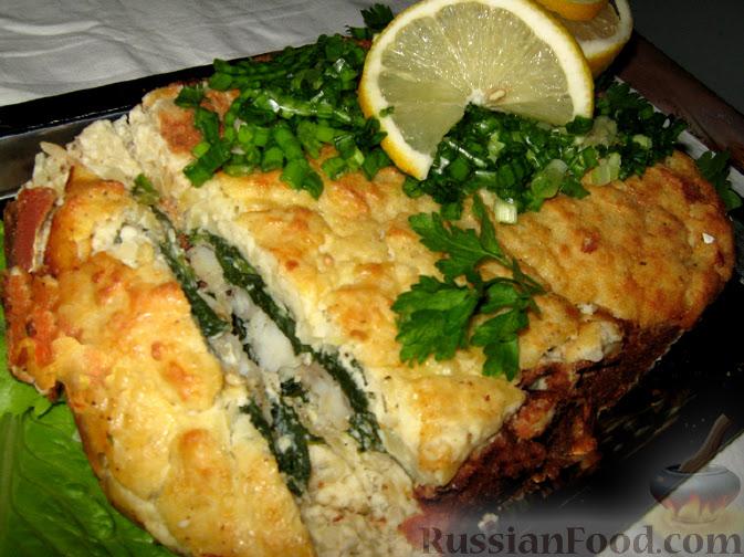 """Рыба в """"мундире"""" - это  просто и вкусно."""