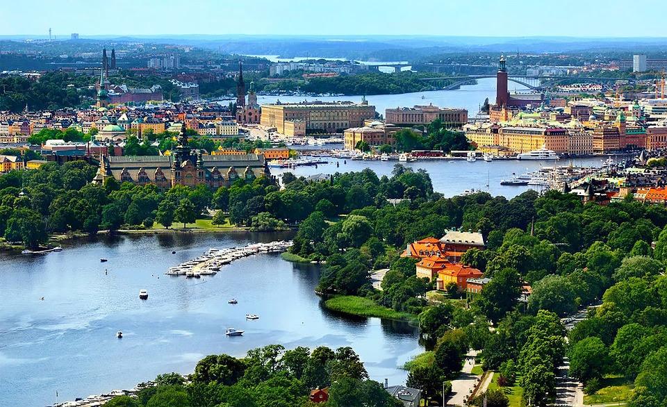Stockholm, Suécia, Cidade Velha, Gamla Stan