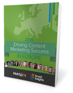 "Download ""Driving Content Marketing Success, European Edition 2015"""