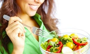 Up to Four Weeks Meals Delivery from Nutri