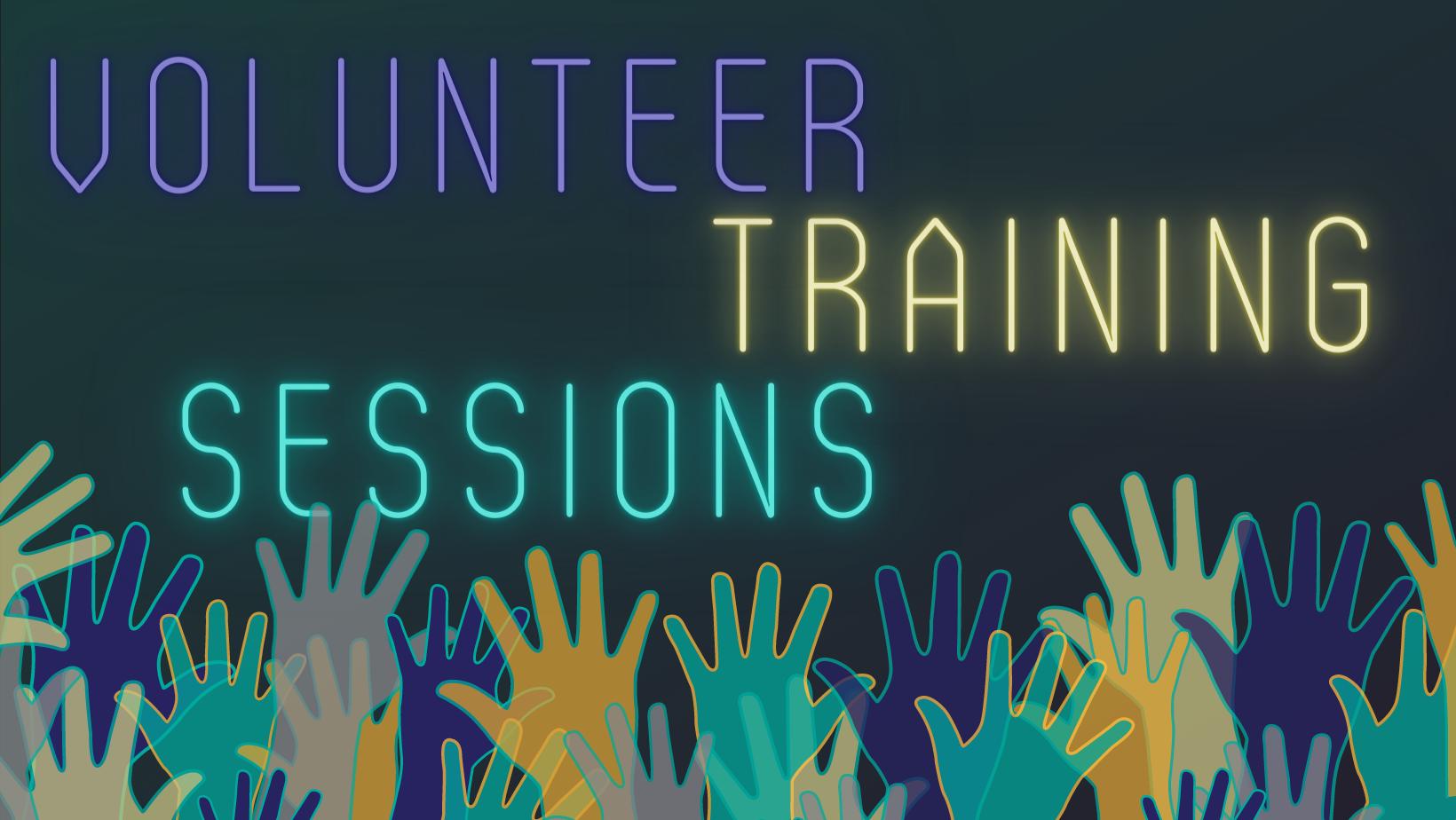 Volunteer Training Sessions Image