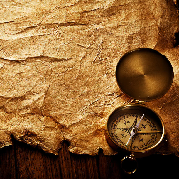 Old-Compass
