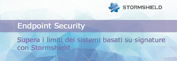 Stormshield - Endpoint Security