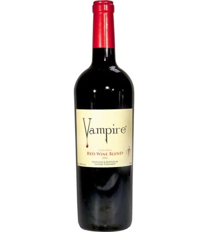 Vampire Red BLend