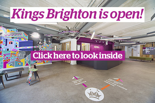 Kings Brighton is open! Click to get a selection of picture of our new school