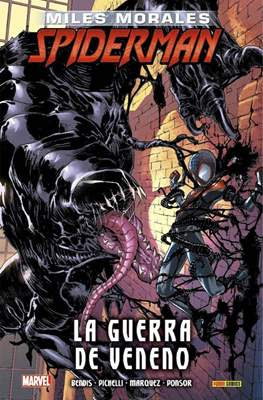 Spiderman: Miles Morales - Ultimate Integral (Cartoné) #3