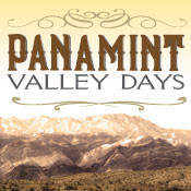 Register for Panamint Valley Days