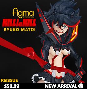 KILL LA KILL FIGMA NO.220 RYUKO MATOI
