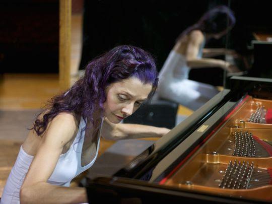 Pianist Nada Loufti