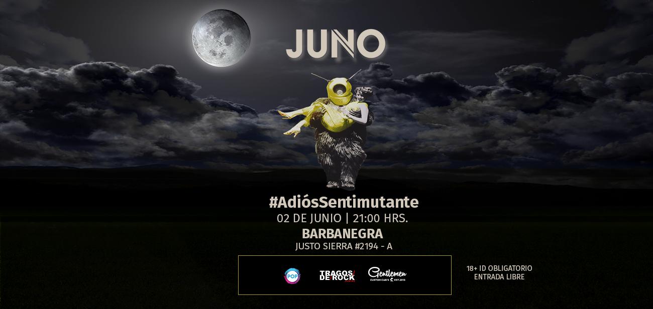 Juno despide su primer álbum.