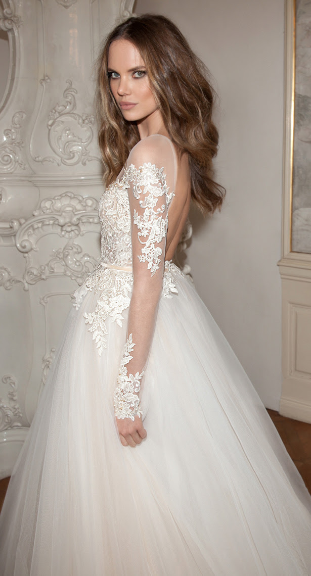 Berta Bridal Fall 2015