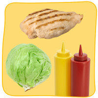 Default easy healthy ways to dress up chicken enjoy burger style