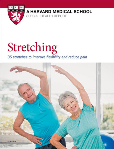 Stretching: 35 exercises to improve  flexibility and reduce pain