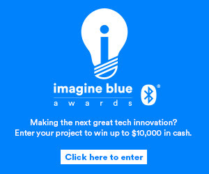 Image Blue Awards — Making the next great tech innovation? Enter your project to win cash for prizes