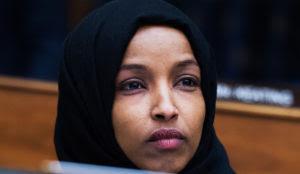 """Ilhan Omar: """"Trump's Muslim ban is what Israel is implementing"""""""