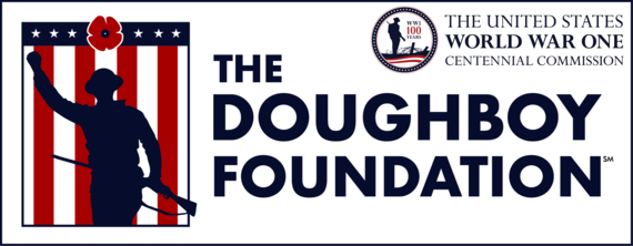 Dough Foundation with WWI Commission logo