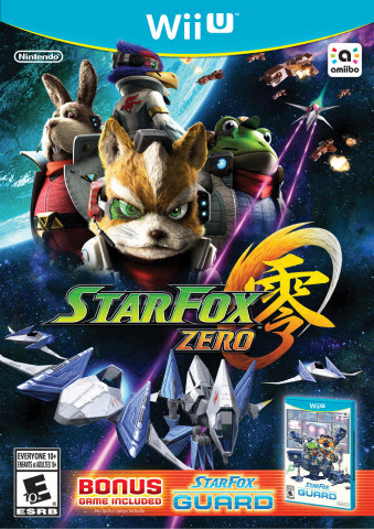 The Star Fox series makes its Wii U debut in Star Fox Zero, once again reuniting leader Fox McCloud ...