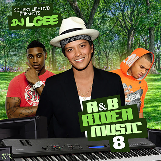 web mixtape DJLGEE R BRIDER8