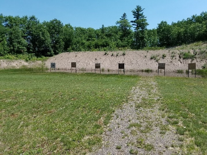 Image of the C.W. Caywood Shooting Range.