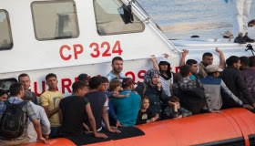 Migrant rescuers issue call for help