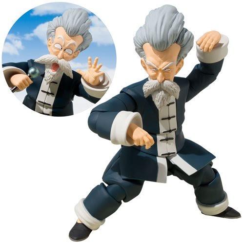 Image of Dragon Ball Jackie Chun SH Figuarts Action Figure