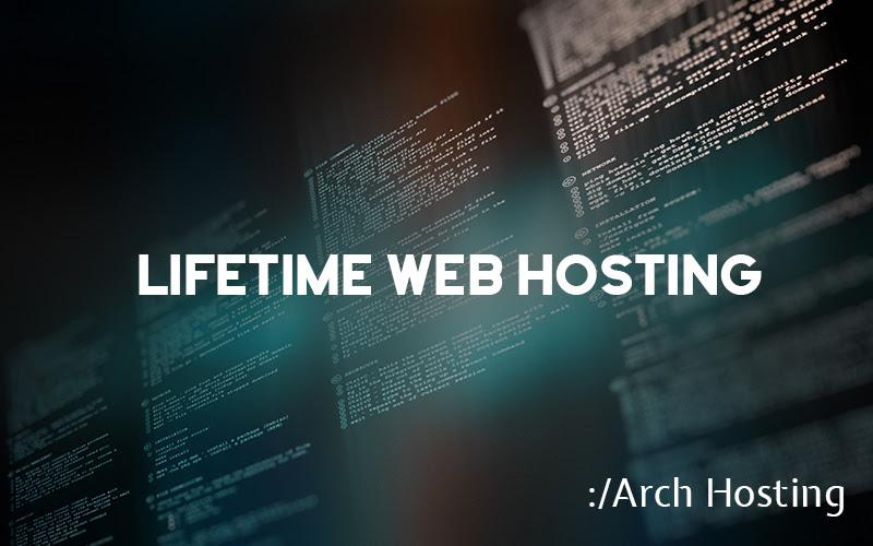 Lifetime Web Hosting Plans