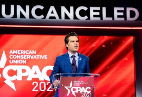 Gaetz Denies Alleged Relationship With 17-Year-Old; Claims Lawyer Tried To