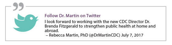 Follow Dr Rebecca Martin on Twitter