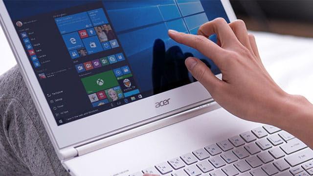 Restaurar un PC Acer a su estado de origen