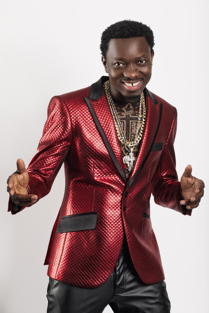 Pic 2- Michael Blackson