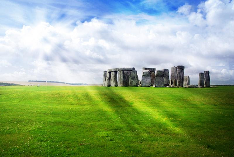 Stonehenge remains a mystery to this day.