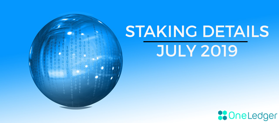 Staking details