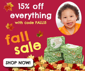 GREEN KID CRAFTS FALL SALE - 1...
