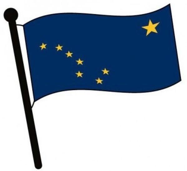 Lá cờ của Alaska được thiết kế bởi một cậu bé 13 tuổi