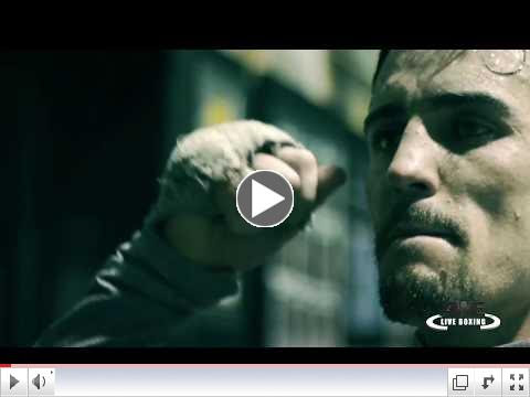 Crolla vs Burns Burns Promotional video number 2