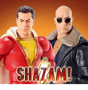 Shazam Multiverse
