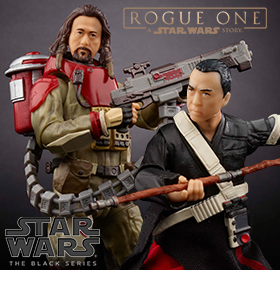 ROGUE ONE BLACK SERIES FIGURES