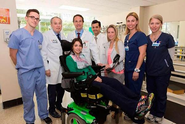 Lais Souza aparece pela primeira vez após grave acidente. Foto:  Divulgação.