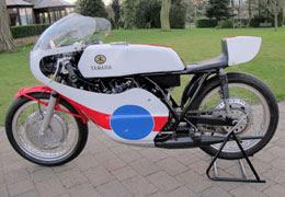 1974 Yamaha TZ350A