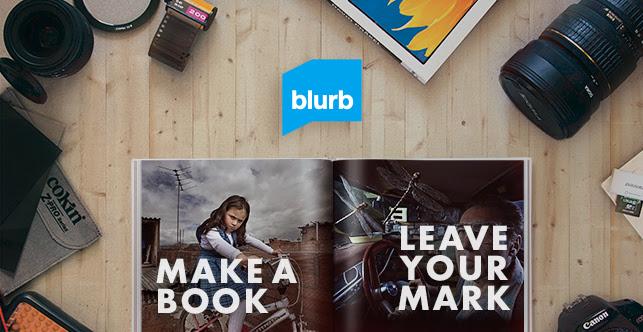 blurb books gift