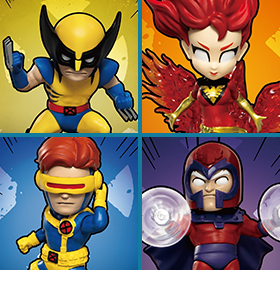 X-MEN MINI EGG ATTACK PX PREVIEWS EXCLUSIVES