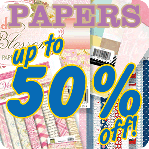 Get up to 50% off Papers!