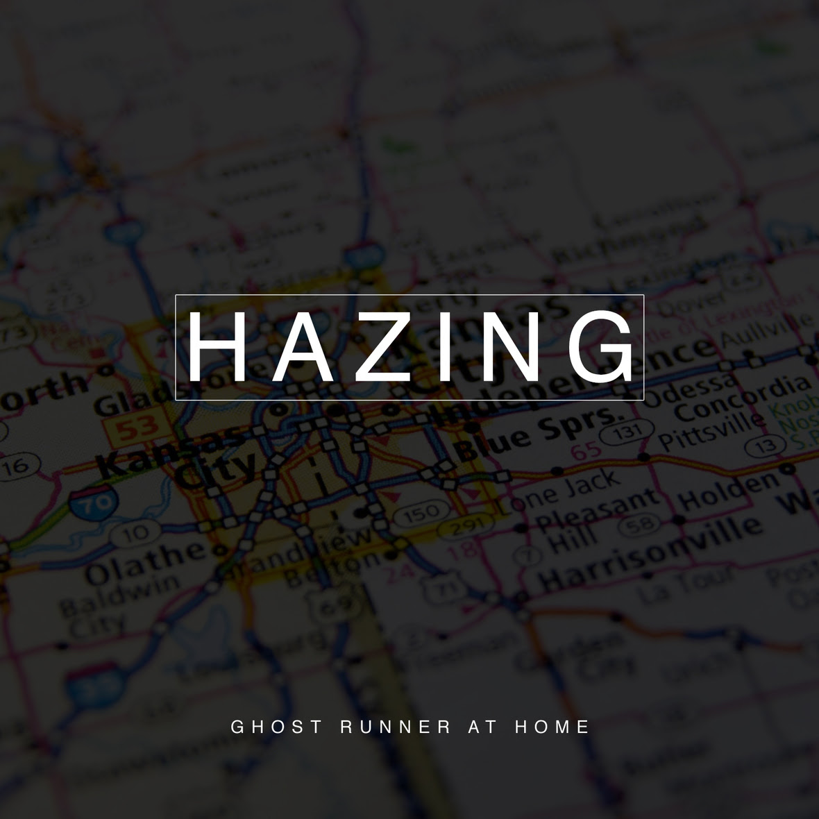 hazing ghost runner at home single