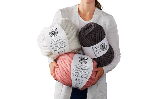 Free Spirit™ and Indie™ Yarn by Loops & Threads®