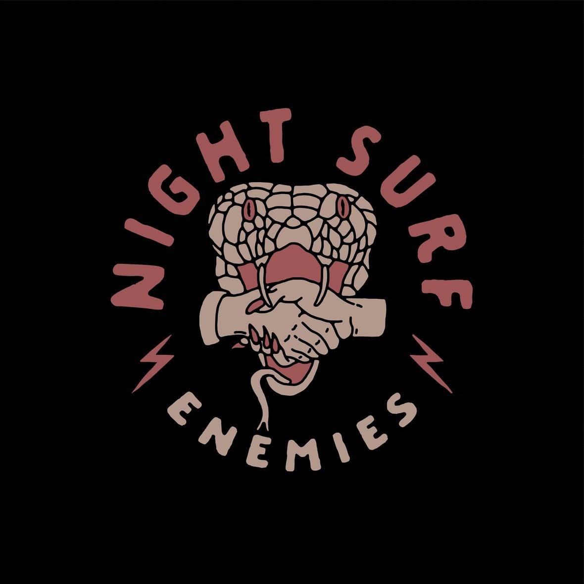 night surf enemies