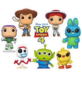 NEW FUNKO POP! & POCKET POP!
