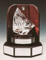 Rolex Yachtsman & Yachtswoman of Year Trophy