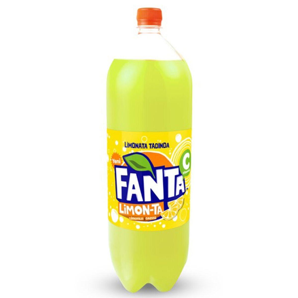 Fanta 2.5L Limonade