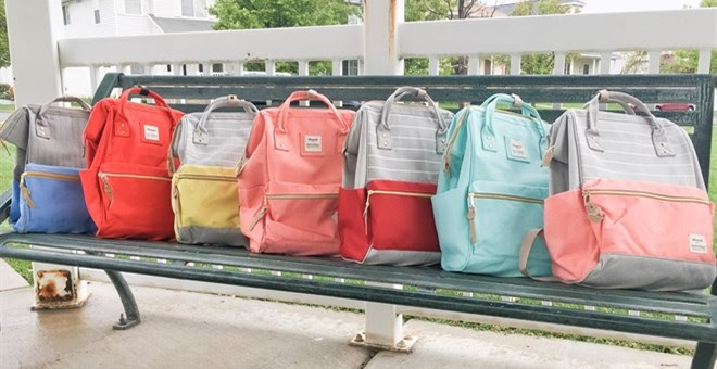 HOT!! Designer Canvas Backpack...